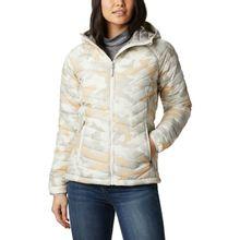 Casaca Sintetica Powder Lite™ Hooded Jacket Para Mujer