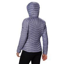 Casaca Sintetica Windgate™ Hooded Para Mujer