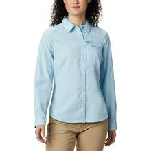 Blusa M/L Silver Ridge™ 2.0 Long Sleeve para Mujer